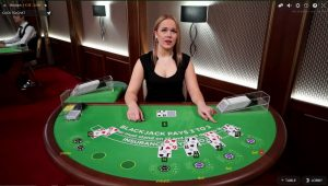 Human interaction in live casinos